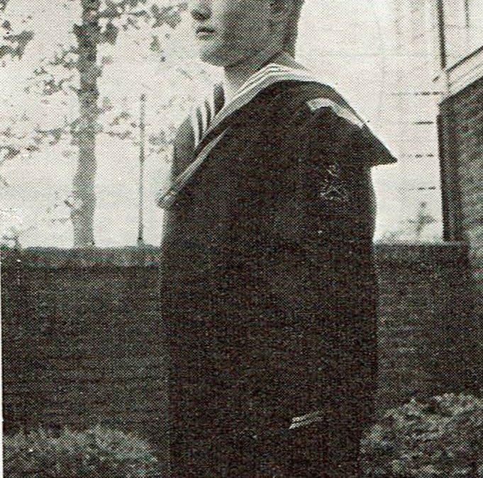 Het Zeekadet uniform